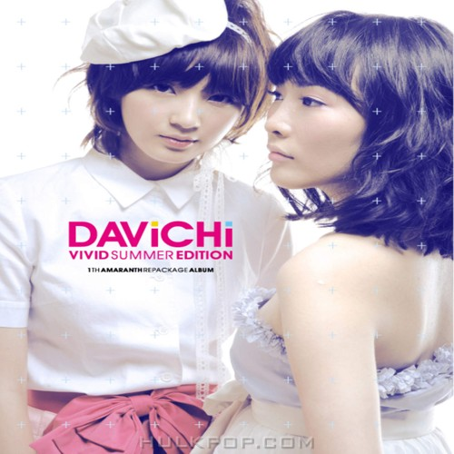 Davichi – Vivid Summer Edition (1st Amaranth Repackage Album) (FLAC + ITUNES PLUS AAC M4A)