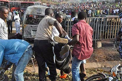 Nyanya Bomb Blast Survivors Narrate Their Ordeals