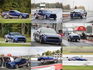 2016 Mustang Jet Cobra Test Drive