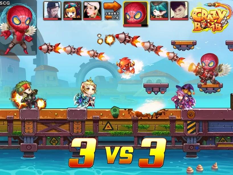 crazybomb:King of fighters Apk-Apklover