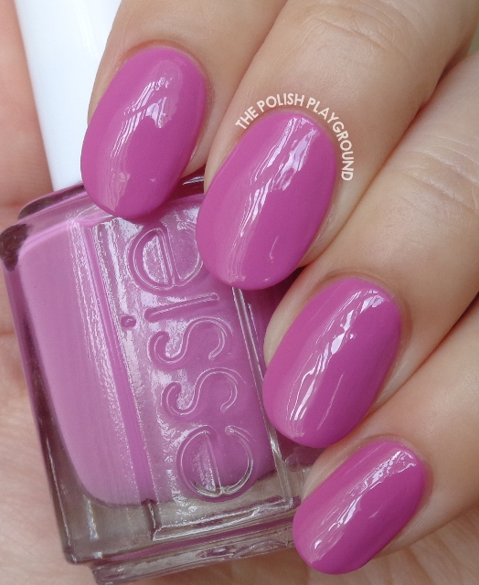 Essie Splash Of Grenadine