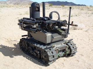Senjata MAARS Robot