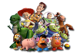 Turma Toy Story
