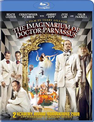 The Imaginarium of Doctor Parnassus 2009 Eng 720p  550mb HEVC ESub Download Now