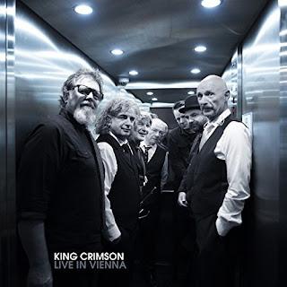 King Crimson's Live In Vienna