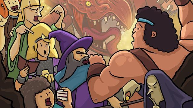 Hero Master: An Epic Game of Epic Fails Kickstarter Review