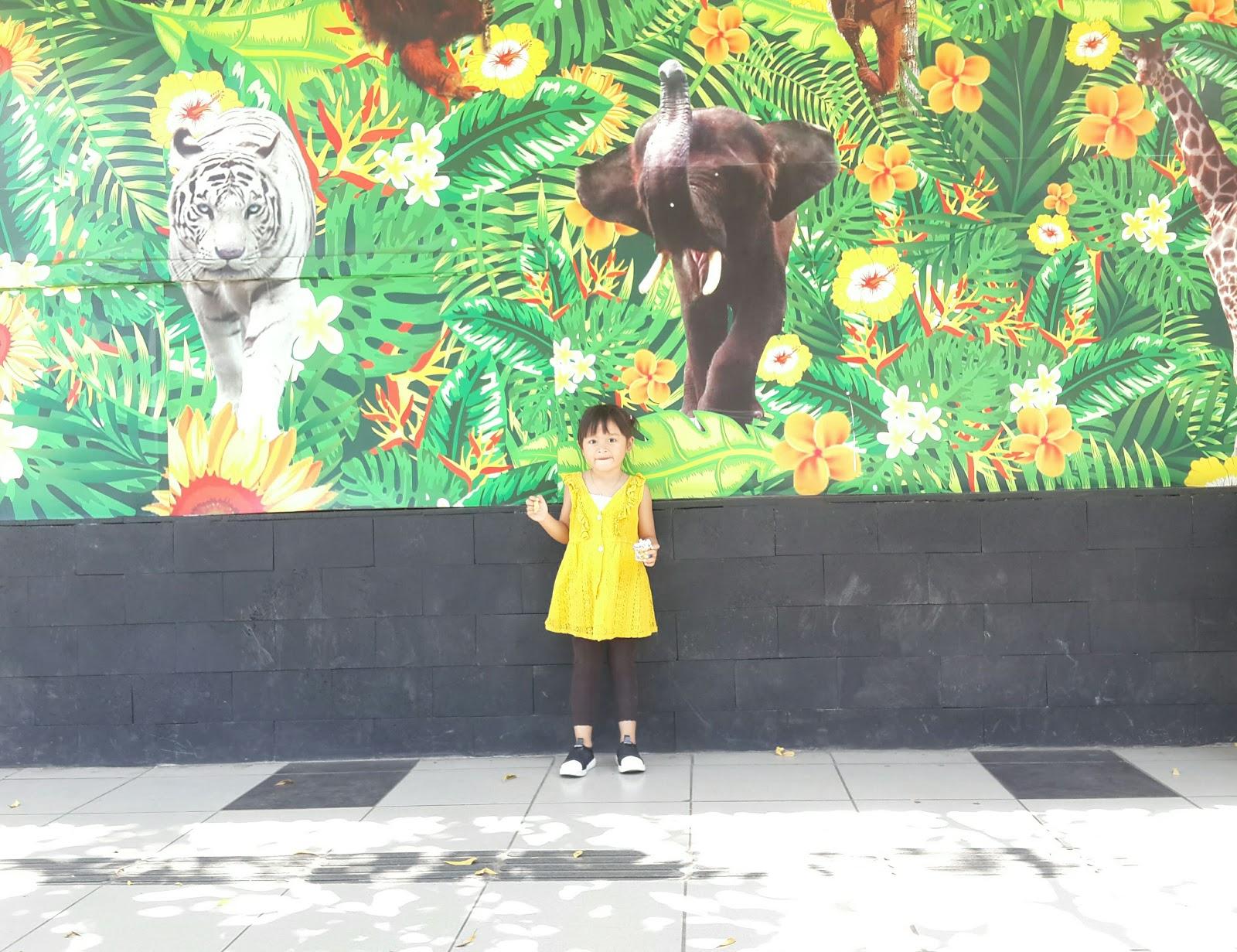 10+ Potret terkini Kebun Binatang Surabaya