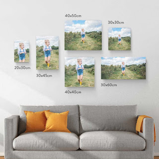 cetak foto kanvas canvas photo print printing