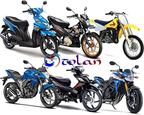 Gambar Harga Motor Suzuki