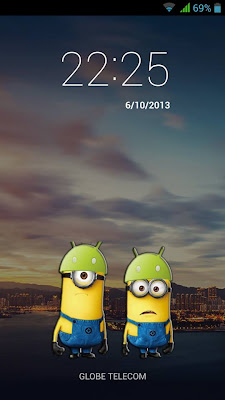Extract Wallpaper From Iphone Backup Allen Ramos Ph Root Custom Android Minion Lockscreen Big