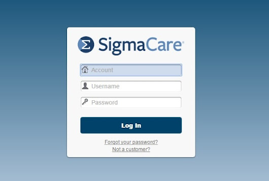 SigmaCare Login - EMR Software