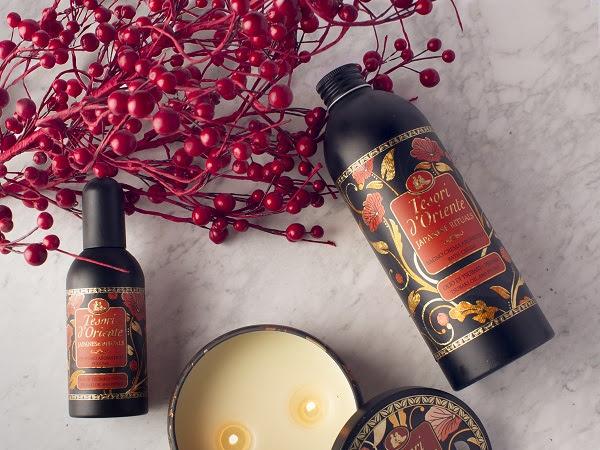 Tesori d'Oriente lancia la sua prima collezione di candele aromatiche  Il tuo profumo preferito da oggi anche per profumare la tua casa!