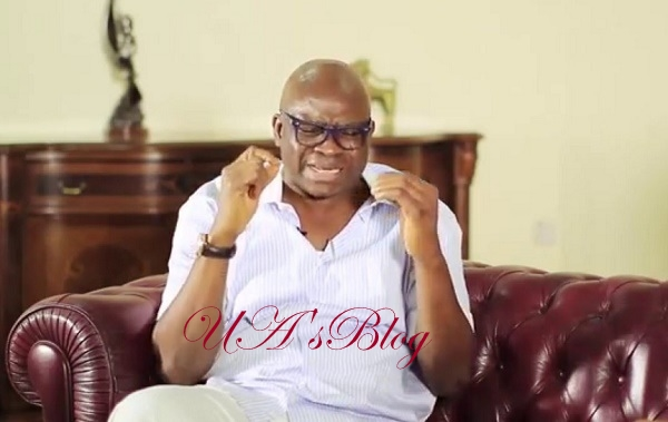 EFCC Coercing Witness To Lie Against Me — Fayose