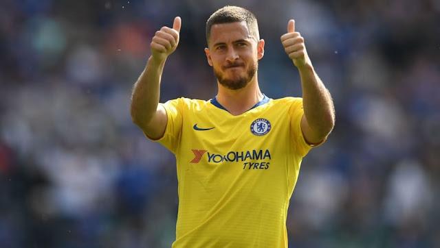Eden Hazard a communiqué sa décision à Chelsea