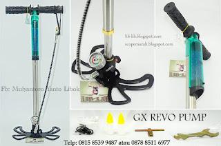 jual pompa gx revo pump murah