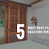 5 Must Have Features of a Vacation Rental Script