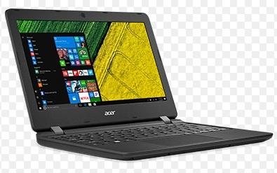 Harga Laptop Acer Aspire ES1-132 Tahun 2017 Lengkap Dengan Spesifikasi Processor Celeron N3350