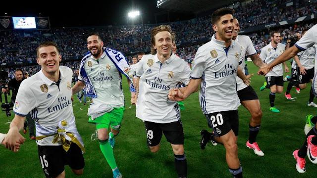 Iming-iming Bonus 'Wah' bagi Skuat Madrid Kalau Juara di Cardiff
