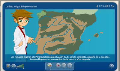 http://www.profesorfrancisco.es/2012/10/roma-antigua.html