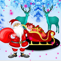 Games2Rule - Find the Christmas Chariot Escape