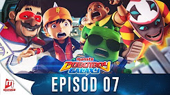 BoBoiBoy Galaxy Episode 7 - Joe Ker tu
