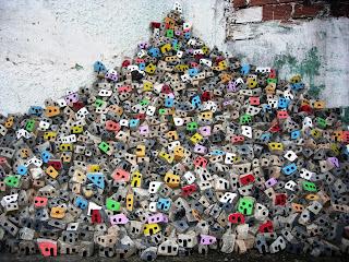Resultado de imagem para favela na pintura naif brasileira