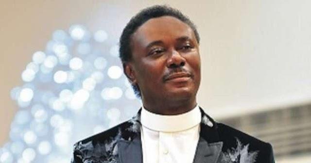 2019 Presidency:Pastor Chris Okotie in support of Buhari to seek re-election.