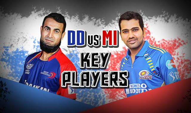 IPL 2016 Match17 DD vs MI Match Prediction And Ball By Ball Update