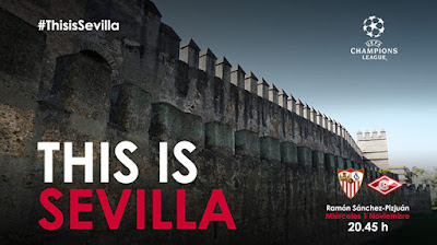 This is Sevilla