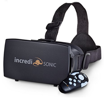 IncrediSonic Vue Series VR headset