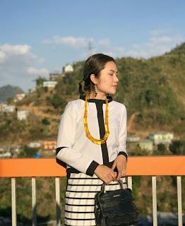 Hmeichhe Chhelo leh Mizo Attire 2019