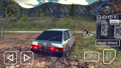 Russian Car Driver HD v1.03 obb