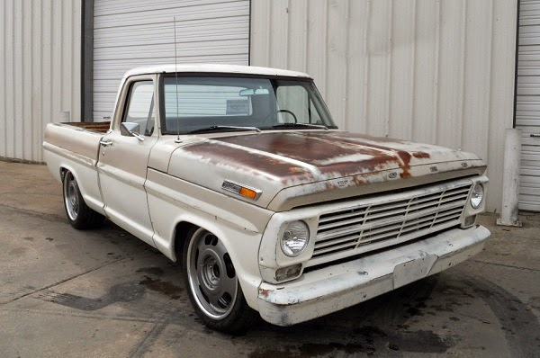 Gas Monkey Ford F-100 Pick-up de 1969