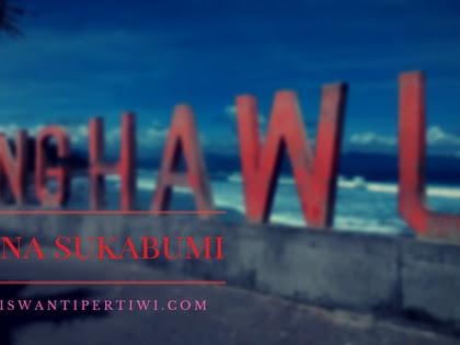 Melihat Dari Dekat Pantai Karang Hawu Sukabumi