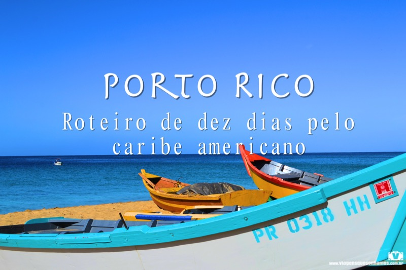 Roteiro em Porto Rico