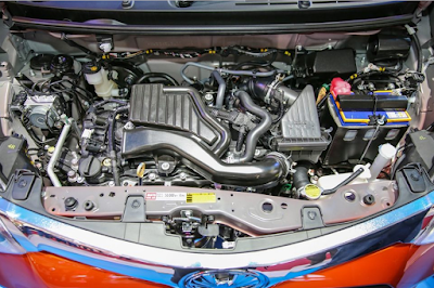 Foto Mesin Toyota Calya