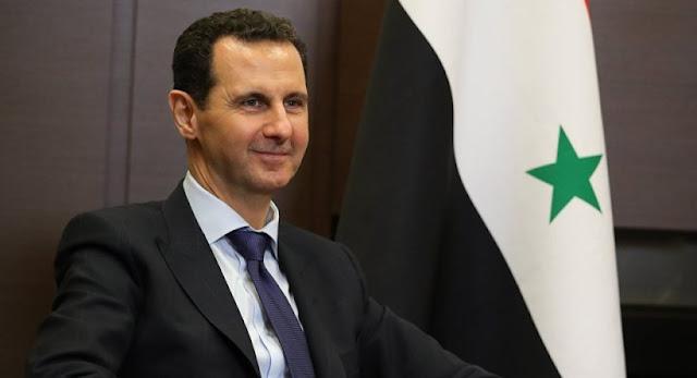 طبيب اردني ينتخب الرئيس الأسد لمنصب نقيب الأطباء الأردنيين.صورة