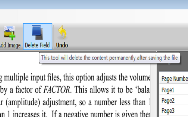 تحميل برامج تصميم ملفات بي دي إف والتعديل عليها PDF Eraser 1.9.1.4