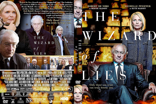 The Wizard of Lies DVD Cover