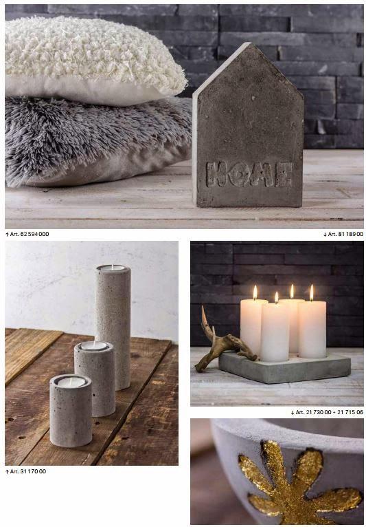 bastelanleitungen und basteltrends beton selbst in formen. Black Bedroom Furniture Sets. Home Design Ideas