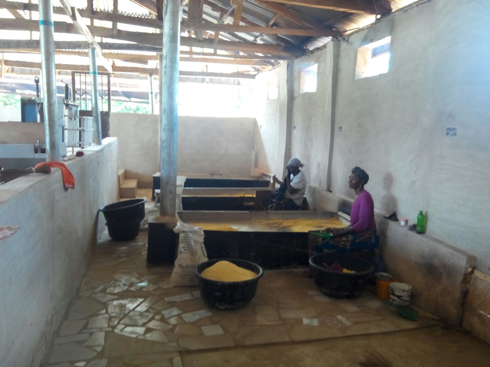 GARRI PROCESSING MACHINERY (STAINLESS STEEL), WITH PRICES AND