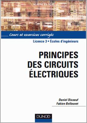 Télécharger Livre Gratuit Principes des circuits électriques pdf