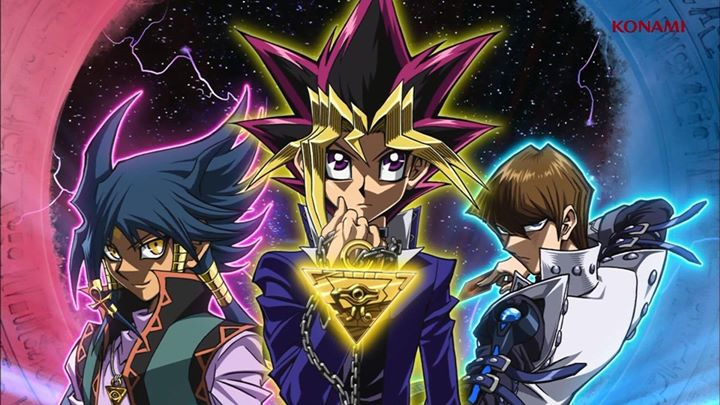 Yu Gi Oh: The Dark Side of Dimensions