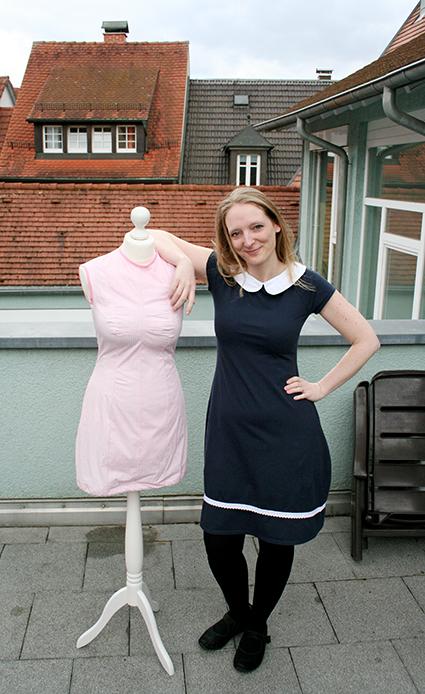 Schneiderpuppe Nach Mass 500 Days Of Sewing