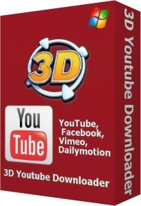 3D Youtube Downloader 1.16.3 poster box cover