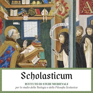 Scholasticum logo