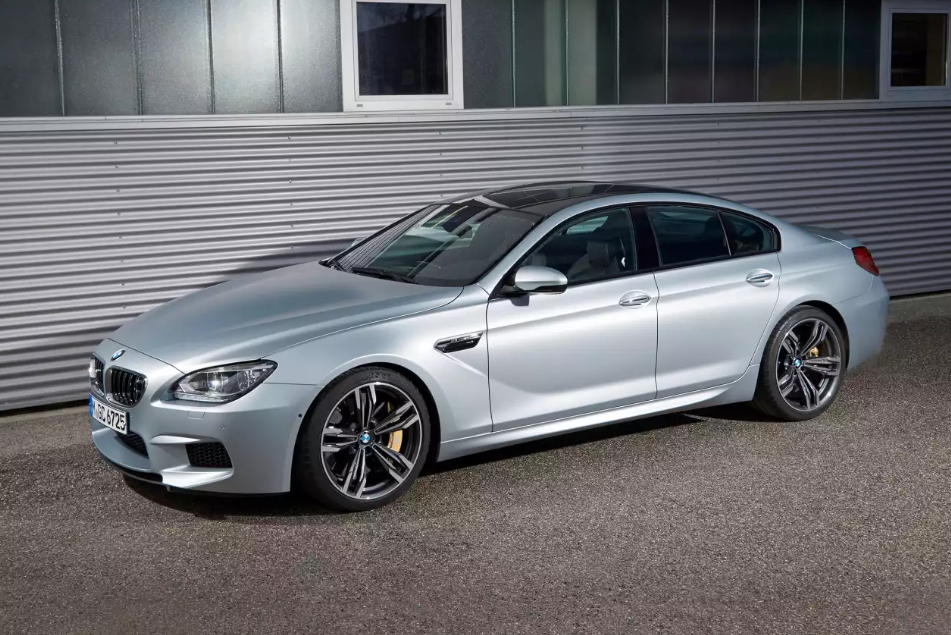 All New 2019 Bmw M6 Sedan Prices Msrp Gran Coupe Performance And