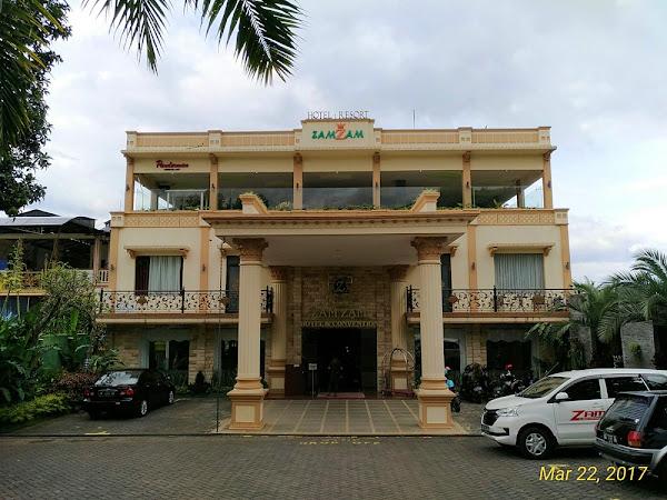 Zamzam Hotel & Convention: Istana Nan Megah di Pegunungan Kota Batu