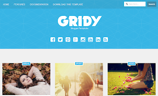 Gridy+Template