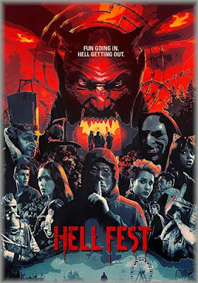 Hell Fest 2018 English 480p HDRip 300MB Horror Movie